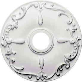 "Ekena Kent Ceiling Medallion CM18KE, 18""OD x 3-1/2""ID x 1-1/4""D"