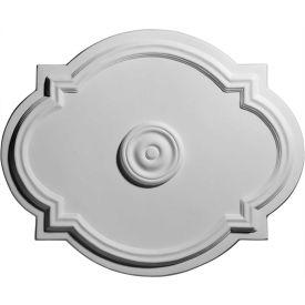 "Ekena Waltz Ceiling Medallion CM21WA, 21-1/4""W x 17-3/8""H x 7/8""ID x 1"""