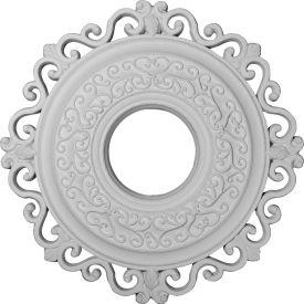 "Ekena Orrington Ceiling Medallion CM22OR, 22""OD x 6-1/4""ID"
