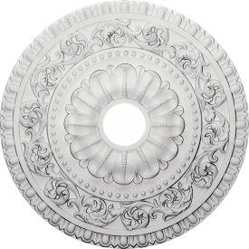 "Ekena Vaduz Ceiling Medallion CM23VA, 23-1/2""OD x 3-1/2""ID x 2-1/8""D"