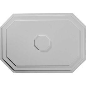 "Ekena Felix Ceiling Medallion CM25FE, 25-1/4""W x 17-1/4""H x 1-3/4""D"