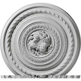 """Ekena Pearl Ceiling Medallion CM26PE, 26-1/4""""OD"""