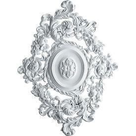 "Ekena Katheryn Ceiling Medallion CM30KT, 22-1/2""W x 30-3/8""H"