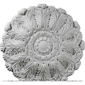 "Ekena Durham Ceiling Medallion CM31DU, 31""OD x 1-1/2""D"