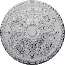 "Ekena Bradford Ceiling Medallion CM32BR, 32-5/8""OD x 2""D"