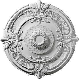 """Ekena Attica Ceiling Medallion CM39AT, 39-1/2""""OD x 3-3/4""""ID x 2-1/2""""D"""