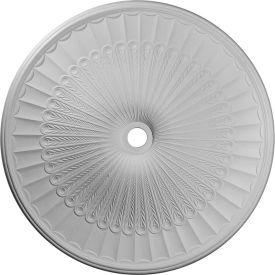"Ekena Galveston Ceiling Medallion CM51GL, 51""OD x 3-5/8""ID x 3-3/8""D"