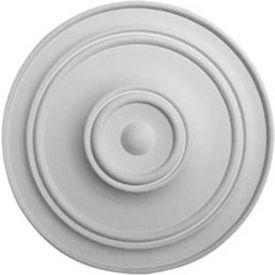 "Ekena Large Classic Ceiling Medallion CM54TCL, 54""OD x 4-7/8""D"