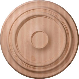 "Ekena Carved Traditional Ceiling Medallion CMW20TRRO, 20""OD x 1-3/4""D"