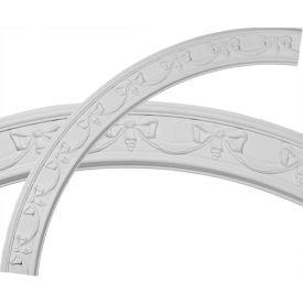 """Ekena Federal Ceiling Ring CR67FE, 63""""OD x 54-1/4""""ID x 4-3/8""""W x 3/4""""D"""