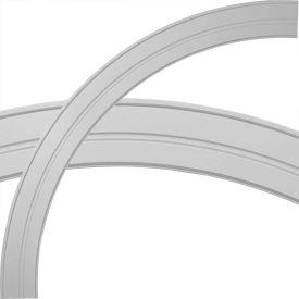 "Ekena Milton Ceiling Ring CR78MI, 84-3/4""OD x 74-1/4""ID x 5-1/4""W x 1""D"