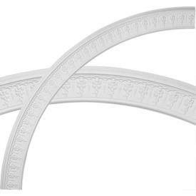 "Ekena Spiral Ceiling Ring CR78SP, 79-1/2""OD x 70-1/4""ID x 4-5/8""W x 1-1/8""D"