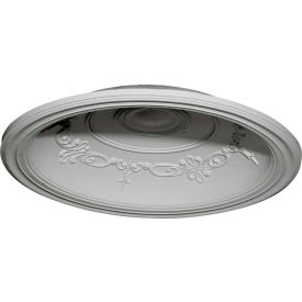 "Ekena Chesterfield Recessed Mount Ceiling Dome DOME35CH, 35""OD x 27-7/8""ID x 5-5/8""D x 6-5/8"""