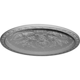 """Ekena Vaduz Ceiling Dome DOME57VA, 57-1/8""""OD x 49-5/8""""ID x 8-3/8""""DW Trim"""