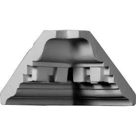 "Ekena Inside Corner For Moulding MLD02X02X03DE MIC02X02DE, 2-3/4""D x 2-3/4""H"