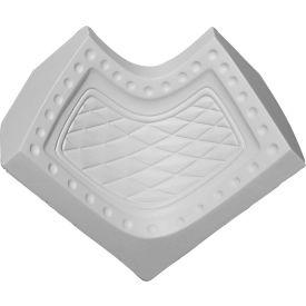 "Ekena Heaton Inside Corner For Moulding Profiles MIC02X02HE, 2-1/2""H x 2-1/2""D"
