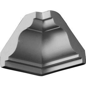 "Ekena Inside Corner For Moulding MLD02X02X03LY MIC02X02LY, 2""D x 2""H"