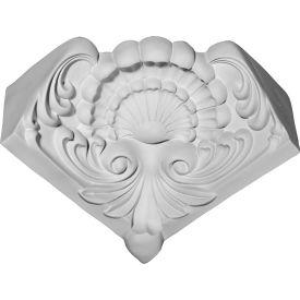"Ekena Lisbon Inside Corner For Moulding Profiles MIC02X03LI, 2-3/4""H x 3-1/8""D"