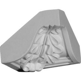 "Ekena Inside Corner For Moulding Profiles MIC03X03CH, 3-5/8""W x 2-7/8""H"