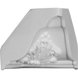 "Ekena Inside Corner For Moulding Profiles MIC04X04, 4-5/8""D x 4-3/4""H"