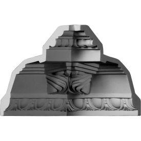 "Ekena Inside Corner For Moulding MLD05X05X07AT MIC05X05AT, 5-1/4""D x 5-1/4""H"