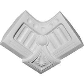 "Ekena Smith Inside Corner For Moulding Profiles MIC05X05SM, 5-1/4""H x 5-1/8""D"