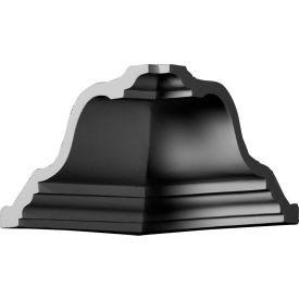 "Ekena Inside Corner For Moulding MLD05X07X09NI MIC07X05NI, 7-1/2""D x 5""H"