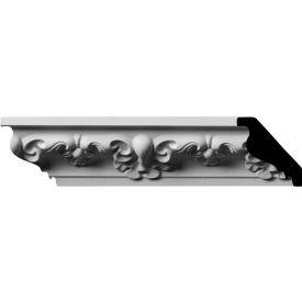 "Ekena Hampshire Crown Moulding MLD02X02X03HA, 2""H x 2""D x 2-7/8""F x 96""L"