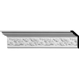 "Ekena Richmond Crown Moulding MLD05X02X06RI, 5-1/2""H x 2-1/4""D x 6""F x 94-1/2""L"
