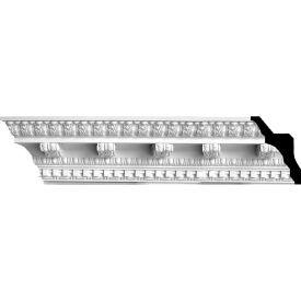 """Ekena Granada Crown Moulding MLD09X09X14GR, 9-7/8""""H x 9-3/4""""D x 14""""F x 96""""L"""