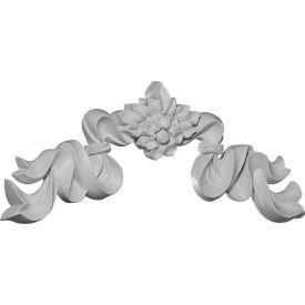 """Ekena Versailles Ribbon Onlay ONL15X06X01VE, 15-1/4""""W x 6-1/4""""H x 1""""D"""