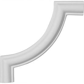 "Ekena Traditional Panel Moulding Corner PML05X05TR, 5-1/8""W x 5-1/8""H"