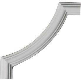 "Ekena Classic Panel Moulding Corner PML06X06CL, 6""W x 6""H x 1/2""D"
