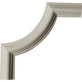 """Ekena Ashford Panel Moulding Corner PML08X09AS, 8-3/4""""W x 9""""H"""