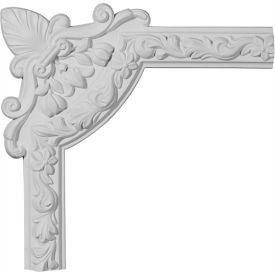 """Ekena Artis Panel Moulding Corner PML13X13AR, 13""""W x 13""""H"""