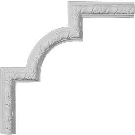 """Ekena Kendall Panel Moulding Corner PML13X13KD, 13-1/2""""W x 13-1/2""""H"""