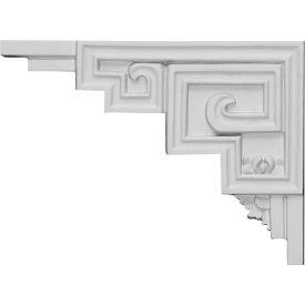 "Ekena Austin Stair Bracket SB09X06ER-L, 9""W x 6-1/2""H x 1/2""D"