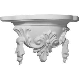 """Ekena Tassel Decorative Shelf SH17X09X05CH, 17-5/8""""W x 5-7/8""""D x 9-1/4""""H"""