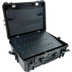 "Elephant® Elite Watertight Case With Tools Organizer EL1907T - 21-7/8""x16-7/8""x8-5/16"""