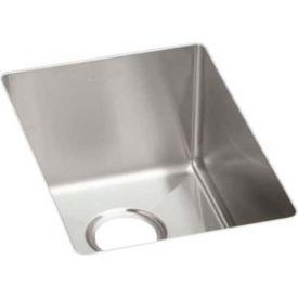 Elkay Crosstown ECTRU12179 Stainless Steel Single Bowl Undermount Kitchen Sink, 13-1/2 x... by