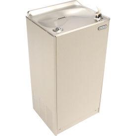 Elkay Deluxe Floor Water Cooler, Light Gray Granite, Floor, 115V, 60Hz, 8 Amps, EFA20L1Y
