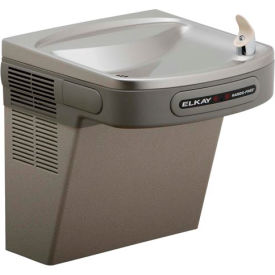 Elkay ADA Hands Free Water Cooler, Light Gray Granite, Hands Free, 115V, 60Hz, 5 Amps, EZO8L
