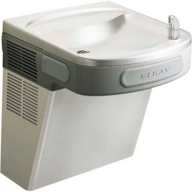 Elkay ADA Barrier Free Water Cooler, Stainless Steel, VR Bubbler, Wall Hung, EZSVR8S