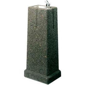 Elkay Stone Outdoor Drinking Fountain, Lk4591