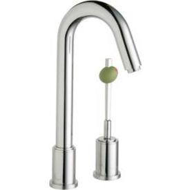 Elkay LKM7727PSS, Ella Bar/Prep Faucet W/Martini Olive Handle, Polished SS, Sgl Remote... by