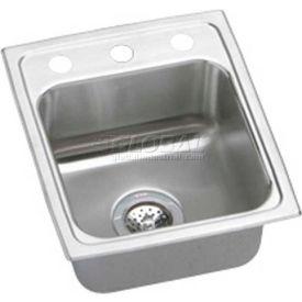 "Elkay LR25222, Gourmet Lustertone Sink, 25""L X 22""W X 8-1/8""D"