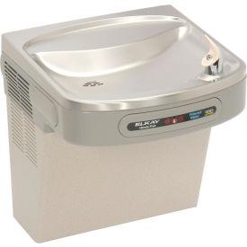 Elkay Water Cooler, Filtered, ADA Hands Free, Light Gray Granite, 115V, 5 Amps, LZO8L