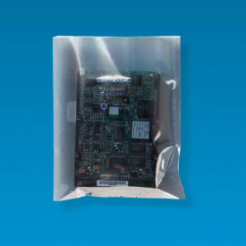 """StratoGrey Static Shielding Bag 4"""" x 4"""" 3/8 Mil Gray 1,000 Pack"""