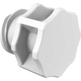 Large Bore Female Plug, Thermoplastic Elastomer