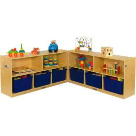 School Furniture Preschool Cubbies Ecr4kids 174 Low Birch